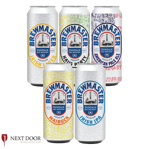 Brewmaster 440ml Can