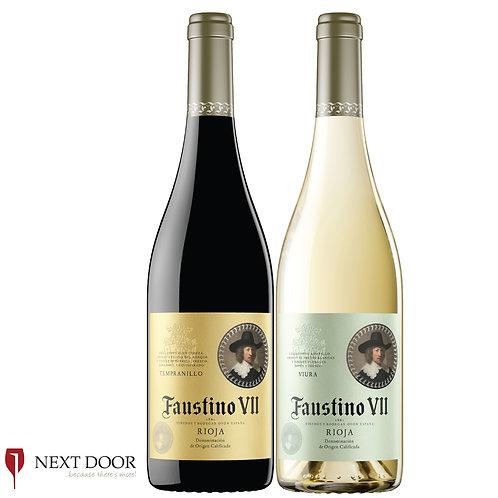 Faustino VII Red & White 750ml