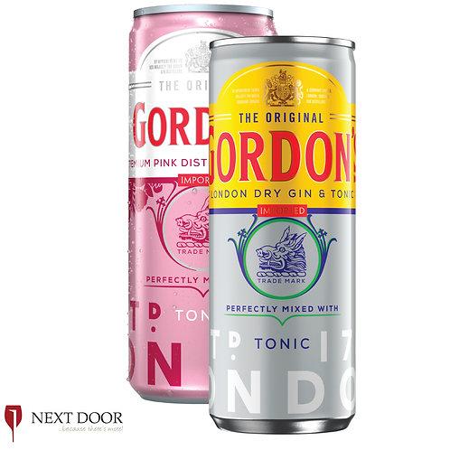 Gordon's Gin Premix 250ml Can