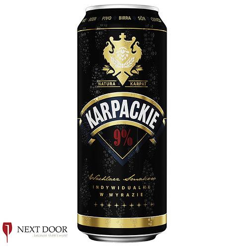 Karpackie 9% 500ml Can
