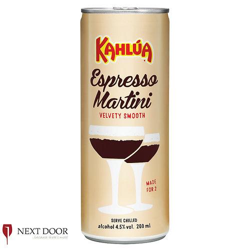 Kahlua Espresso Martini 200ml Can