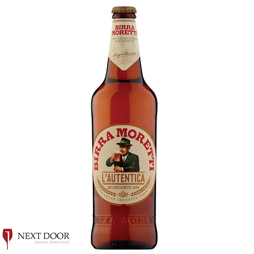 Moretti  660ml Bottle