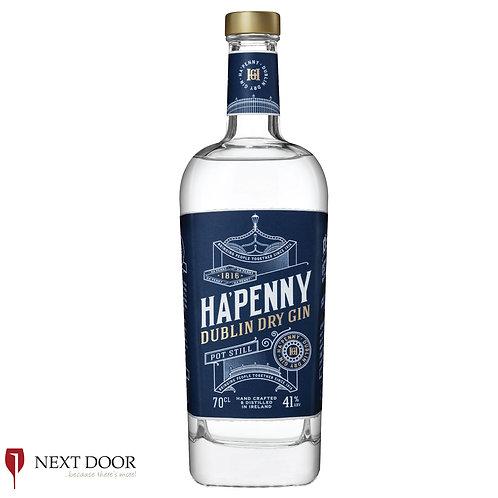 Ha'Penny Dublin Gin 700ml