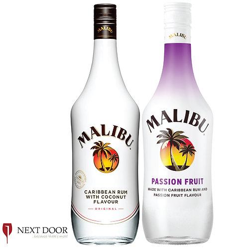 Malibu Original & Passionfruit 700ml Bottle