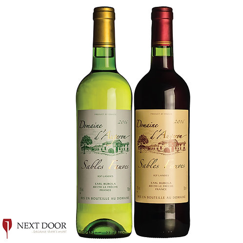 Domaine D'Augeron Red & White 750ml