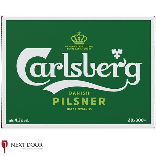 Carlsberg 20 X 300ml Bottle Box