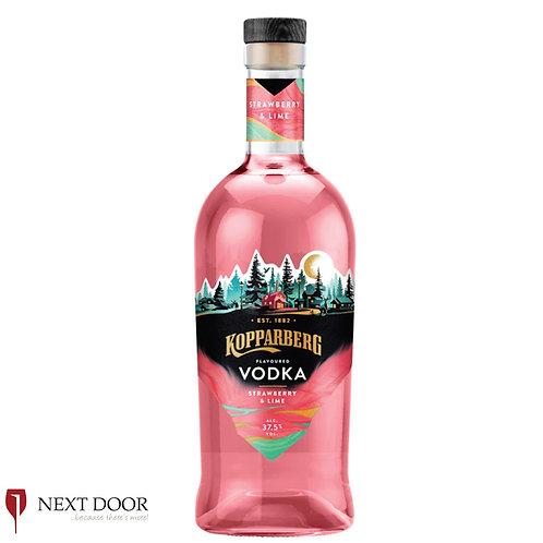 Kopparberg Strawberry & Lime Vodka 700ml