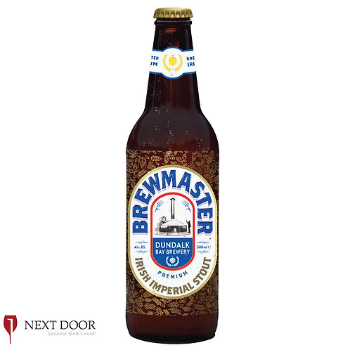 Brewmaster Irish Imperial Stout 500ml Bottle