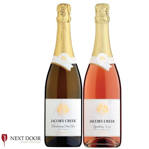 Jacobs Creek Sparkling & Rosé Sparkling 750ml