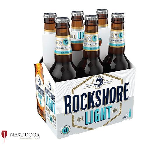 Rockshore Light 6 X 330ml Bottle Pack