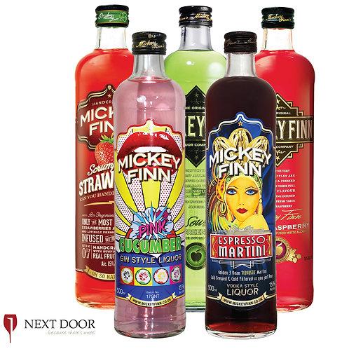 Mickey Finn Flavours 500ml Bottle