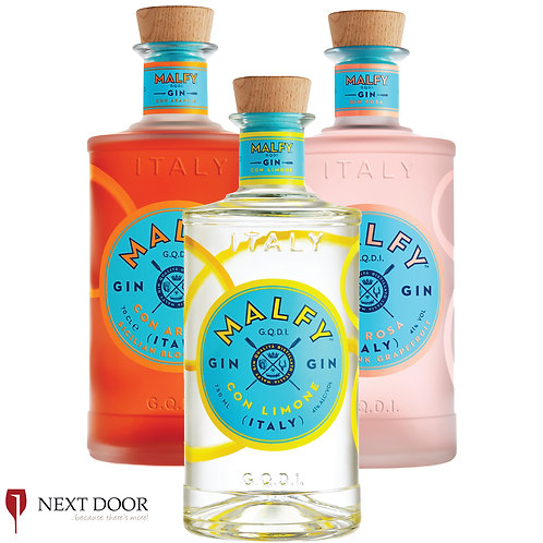 Malfy Gin Flavours 700ml