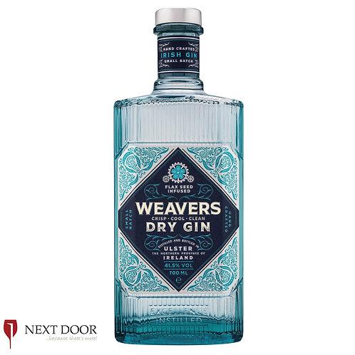 Weavers Irish Dry Gin 700ml