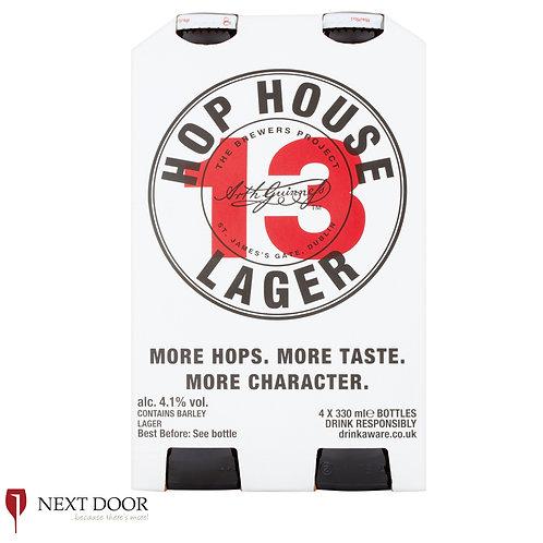 Hop House 13 4 X 330ml Bottle Pack