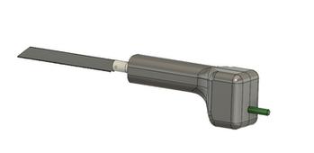 Reciprocating Saw Drill Accessory