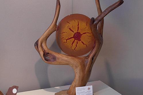 Juniper Sculpture # 7