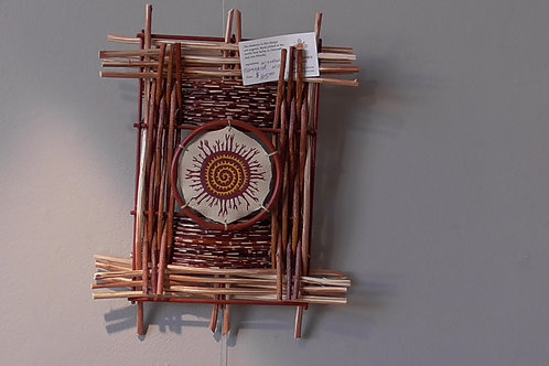 Willow Wall Hanging #8