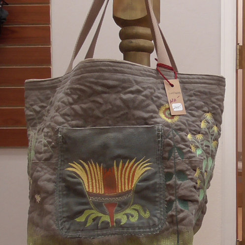 Carry Bag Sunflowers