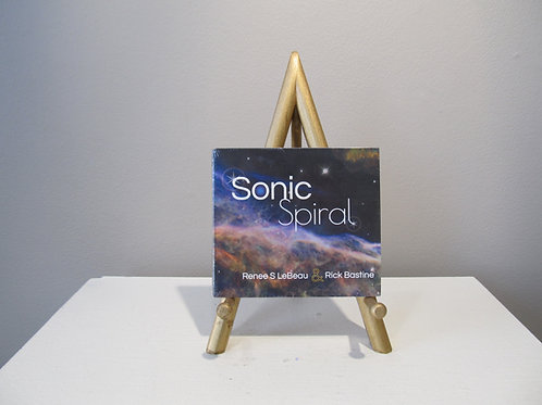 CD Cosmic Tapestry of Sound