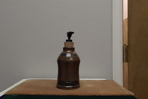 Ceramic Soap/Lotion Dispenser