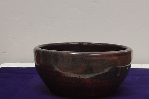 bowl red 7