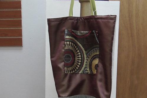 Carry bag Black Masks Matter