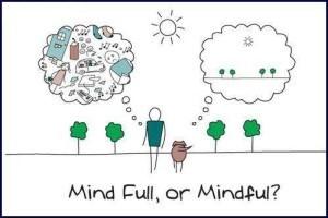 mindfulness + language