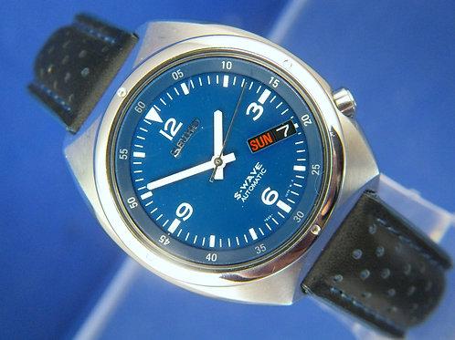 Seiko S Wave Automatic Watch . Circa 1990s . Model 7S26-0120