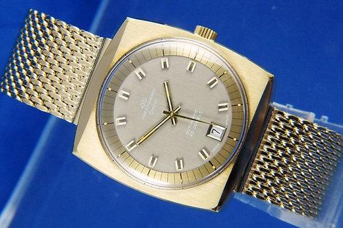 Jaquet Girard Automatic Watch . Circa 1970s , Swiss ETA 2783 . NEW OLD STOCK