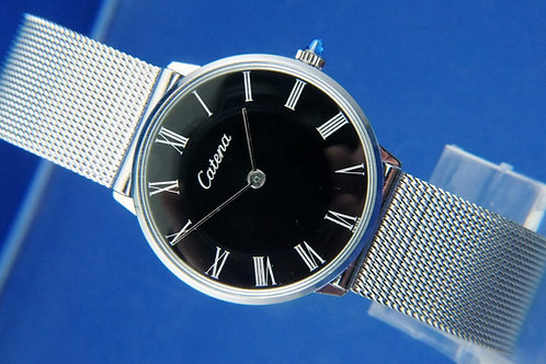 Catena Swiss Mechanical Ladies Watch . NOS , Circa 1970s .ETA 2512-