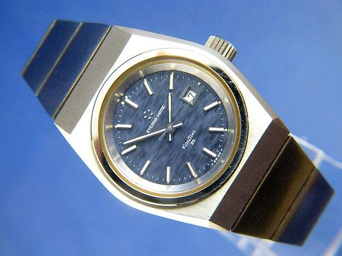 Eterna Kontiki Automatic Watch . 21 jewel , NOS Old Stock . Circa 1970s