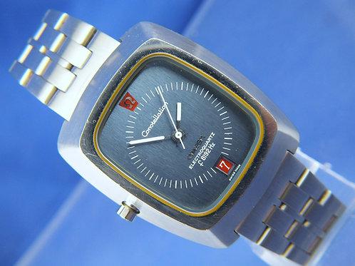Omega Constellation Electroquartz f8192Hz Electronic Beta 21 Watch . 1970s