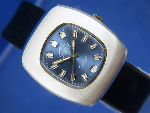 Mondaine Automatic Gents Watch . Circa 1970S - NOS -25 Jewel AS 1903