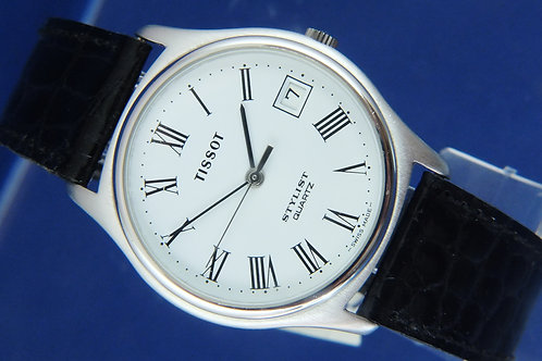 Tissot Stylist Quartz Watch . Early Electronic . Circa 1970s , Swiss . Cal 2035