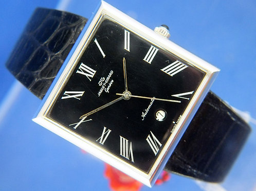 Jaquet Girard Geneve Automatic Watch . Circa 1970s . 25 Jewel , ETA 2783