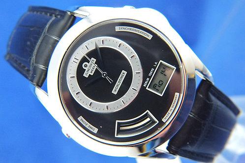 Junghans Radio Controlled World Timer FM Watch - 056/4501 -Circa 2000s , Unworn