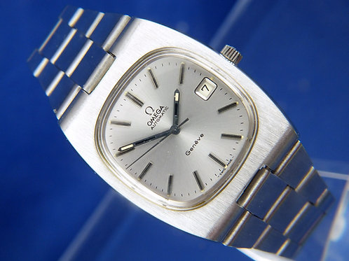 Omega Geneve Vintage Automatic Watch . Excellent Used Condition , Circa 1970s