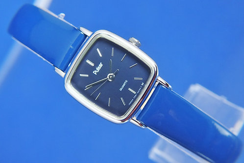 Pulsar Quartz Watch . Circa 1980s New Old Stock . BS009S