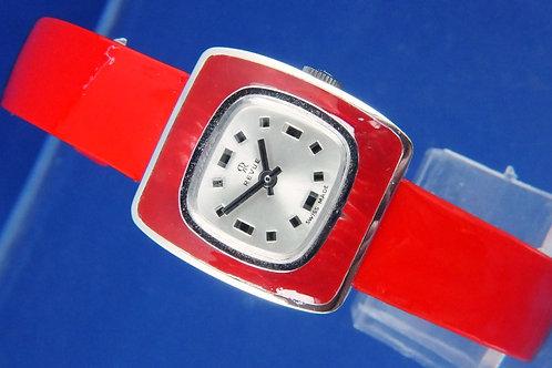 Revue Mechanical Fashion Watch . NOS - Circa 1960s . Never Worn
