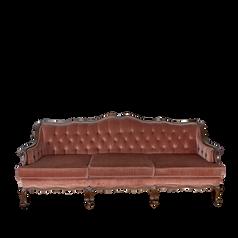 Peach Sofa