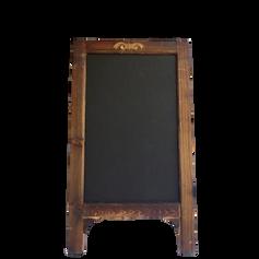 Walnut Sandwich Board