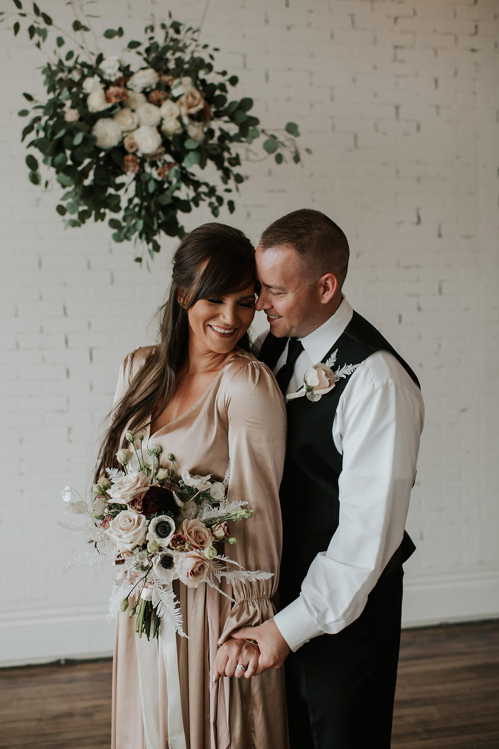 The Lincoln Loft and Studio fall wedding inspiration