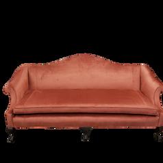 Rusty Sofa