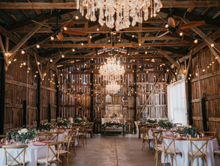 Vintage Glam Gilbertsville Farmhouse Wedding in South New Berlin, NY