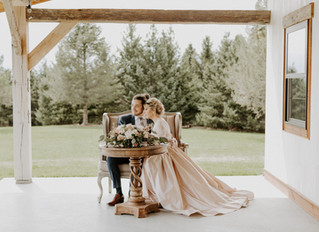 Sweetheart Table Inspiration - Pretty Little Vintage Style