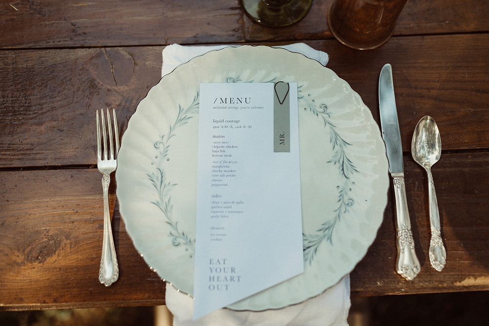Antique Wedding China Place Setting | Pretty Little Vintage Co.