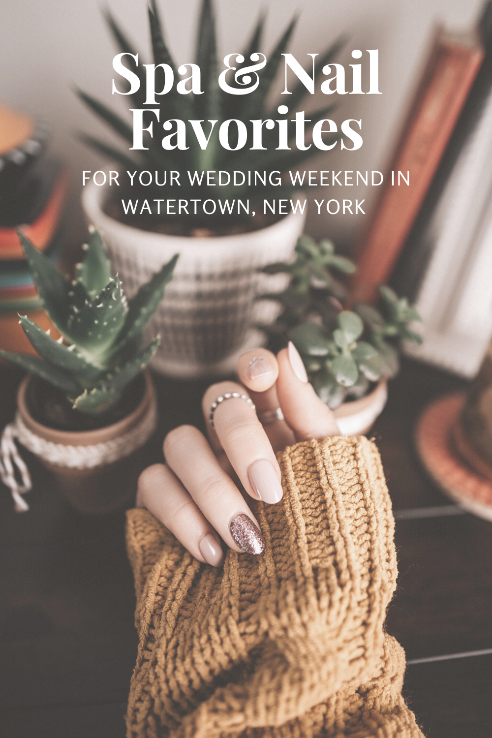 Spa and Nail Salons in Watertown, New York