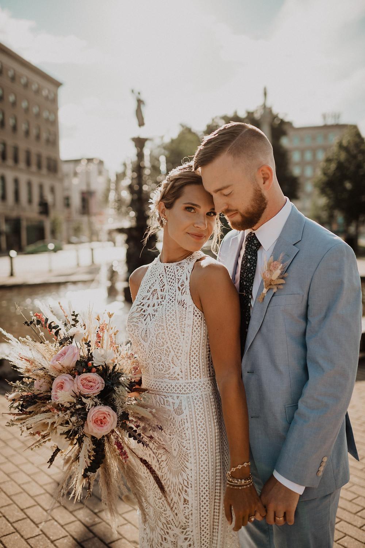 Watertown, New York wedding