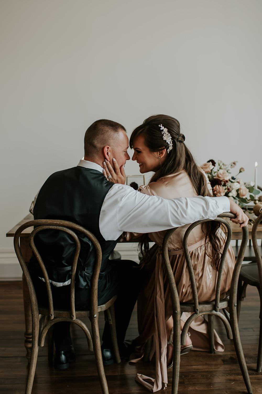 The Lincoln Loft and Studio wedding