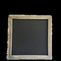 Simple Wooden Chalkboard